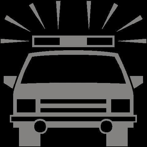File Police Car Silhouette Svg Wikimedia Commons Clipart Best Clipart Best Police Clip Art Police Cars