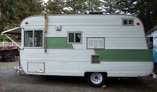 Traveleze was one of the earliest travel trailers manufacturers and