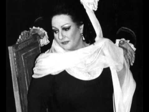 """Montserrat Caballe """"Morrò, ma prima in grazia"""" Un Ballo in Maschera, Bruno Bartoletti conductor. RAI di Roma. October 14, 1969"""