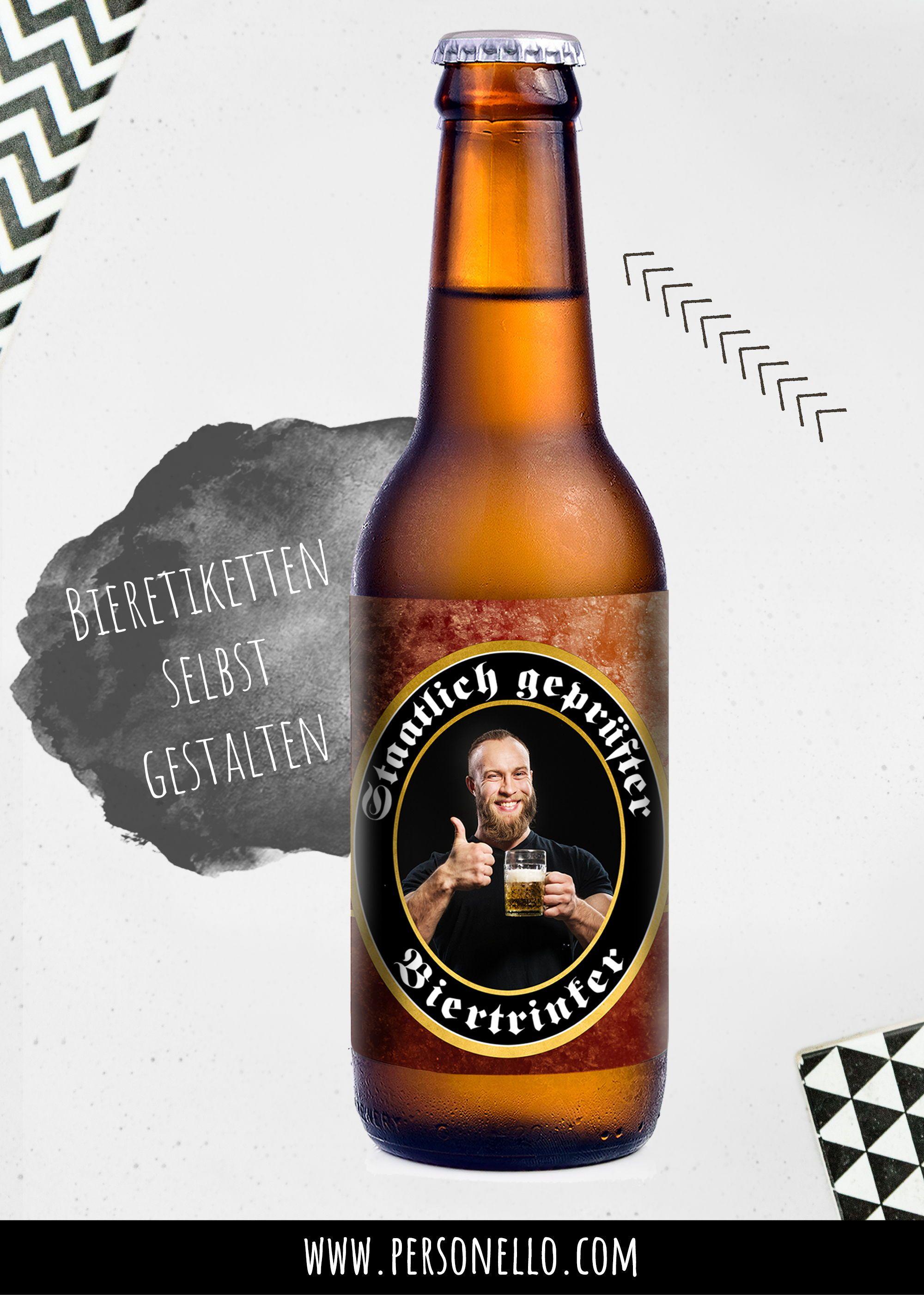Staatlich geprüfter Biertrinker - Gestalte dein eigenes ...