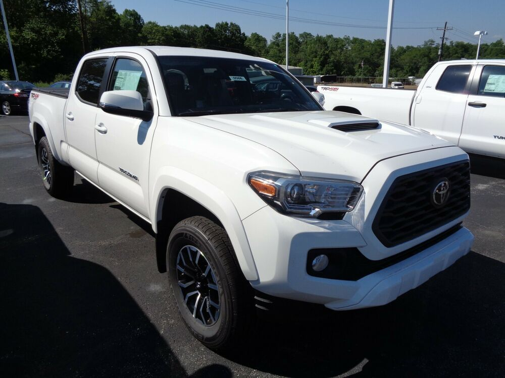 2020 Toyota New 2020 Double Cab 6ft Bed Long Bed