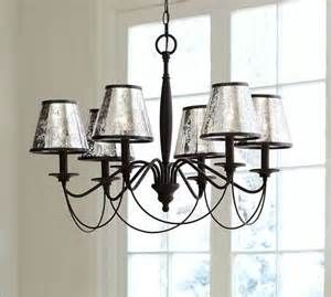 Mercury Clip On Chandelier Shades Bing Images Glass Chandelier