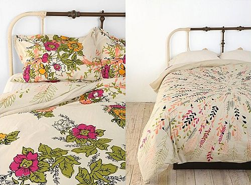 Vintage Scarf Reversible Bedding Urban Outfitters