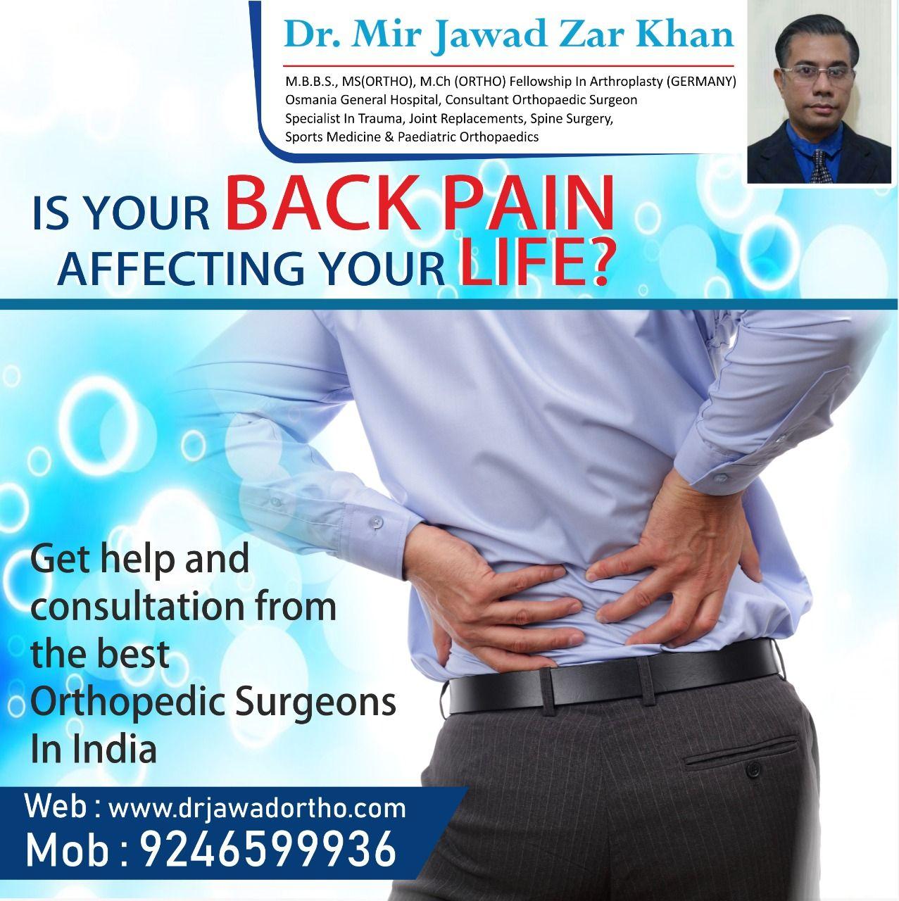 Department of Spine & Neurology | Best spine surgeon in