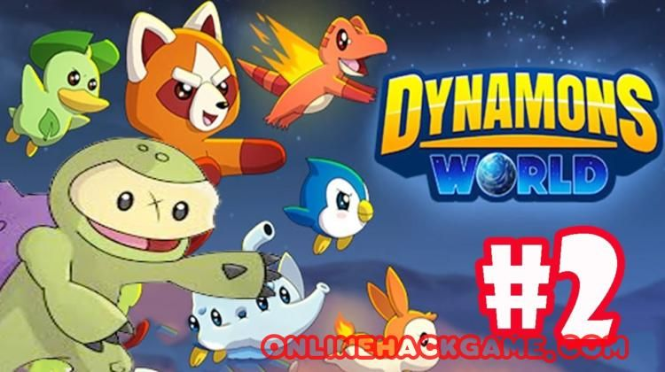 Dynamons World Hack Cheats Unlimited Coins | Online Hack