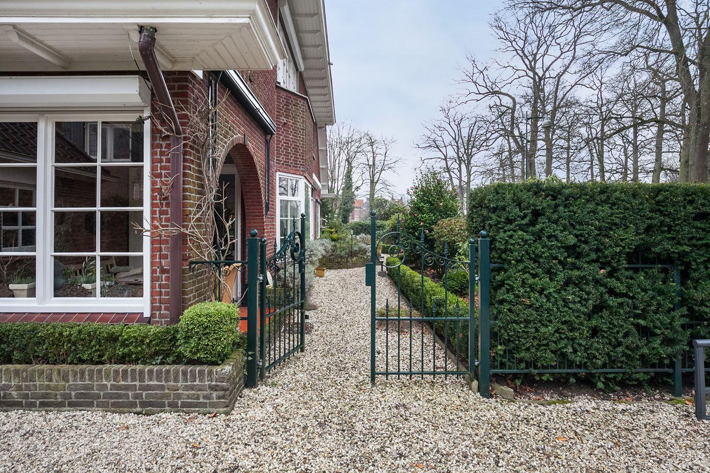Tuin Met Grind : Jaren30woningen.nl mooi voorbeeld van een typische jaren 30 tuin