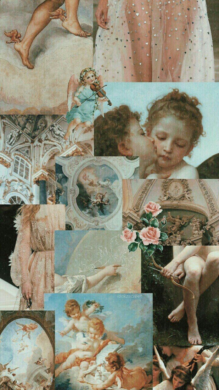 #art #collages #ngel #collage #backgrounds #sort - faqen time