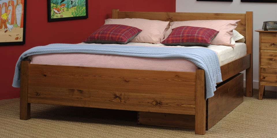 Trinity bed - we will order it in white