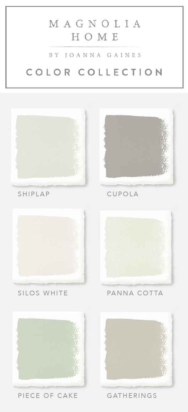 Check Out These Neutral Paint Colors From The Magnolia Home Collection By Designer Joanna Gaines Clic Can Be Used Throughout Your
