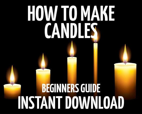 How to Make Candles, Candlemaking for Beginners, Wiccan Candles, Witchcraft Candles, Kitchen Witch, #candlemakingbusiness