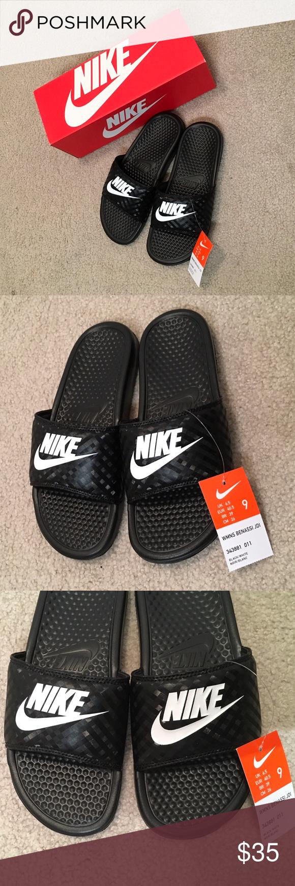*NEW* Women's NIKE Benassi Slides - Size 9 Brand new, never worn Nike