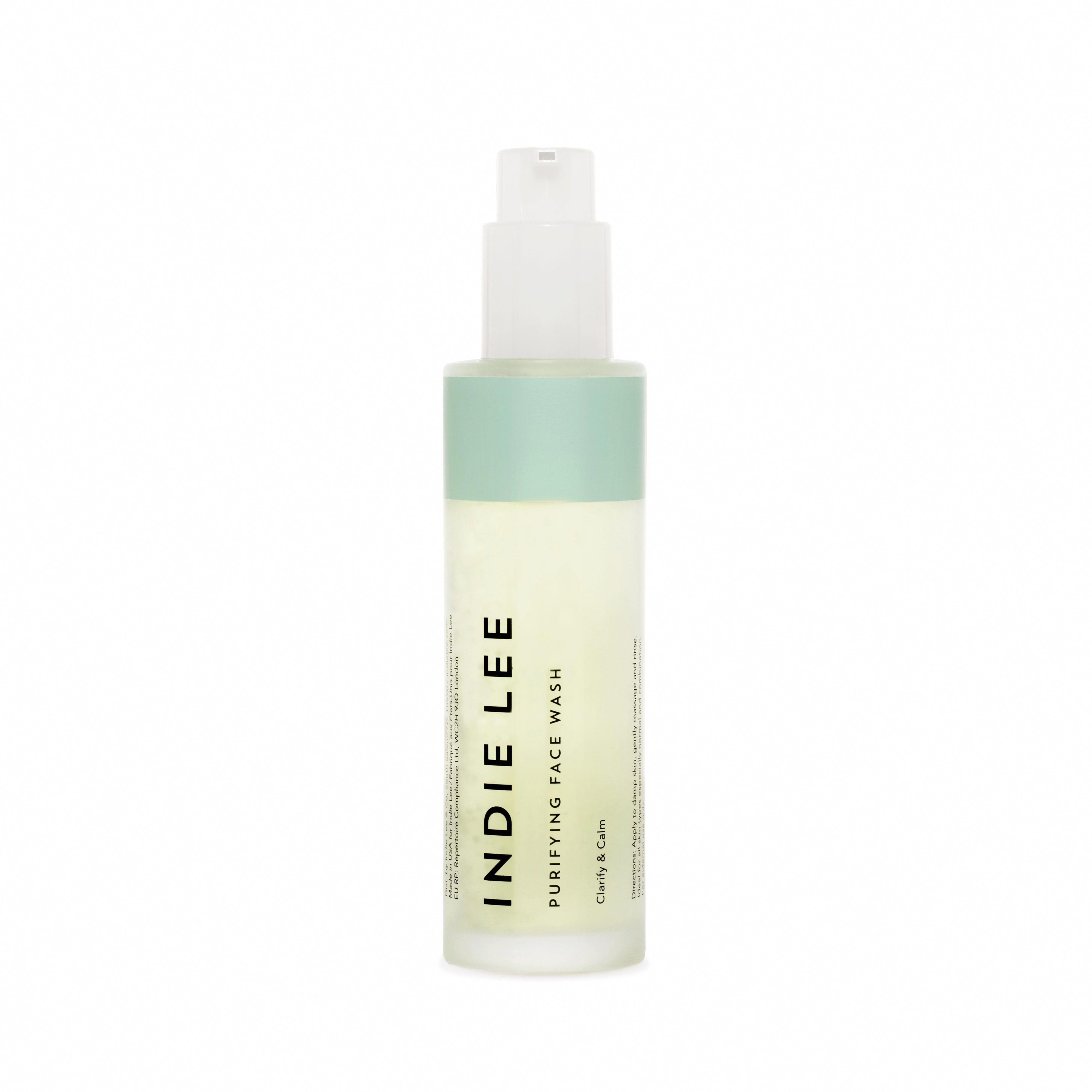 Indie Lee Purifying Face Wash 4.2 fl oz in