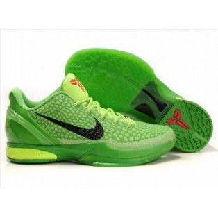 138acb74c1bd Nike Zoom Kobe VI Mens Basketball Shoe Neon Green Yellow