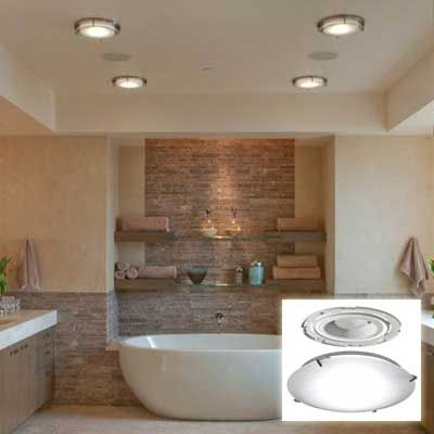 Bathroom Recessed Lighting Ideas | Cool Bathroom Lighting Products