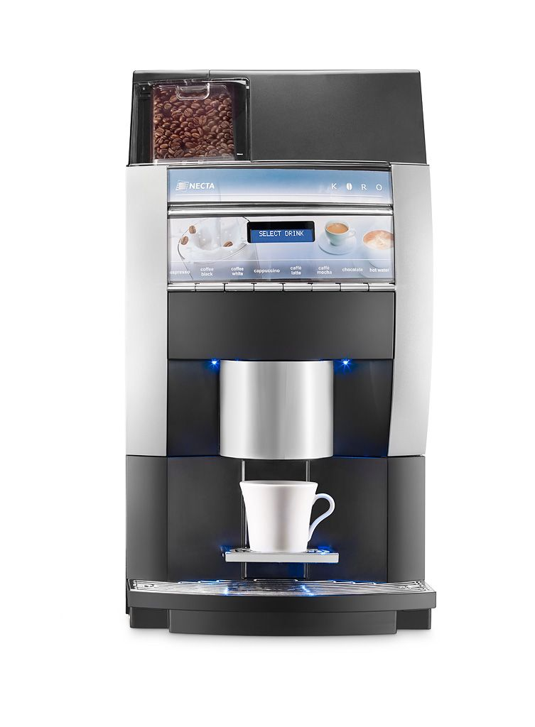 Necta Koro Max Espresso Bean To Cup Coffee Machines