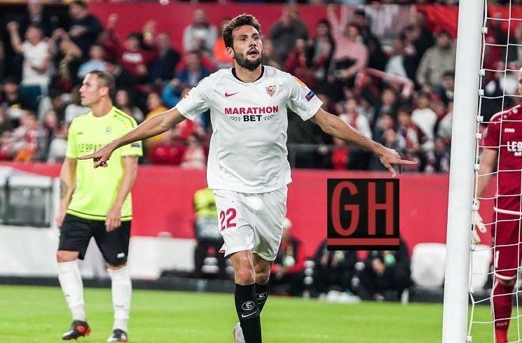 Sevilla 3 0 Dudelange Soccer Highlights Videos Soccer Highlights Football Highlight