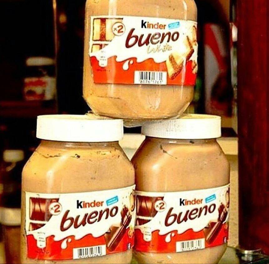 Homemade Kinder Bueno Spread  Merenda  Chocolate Lover -9930