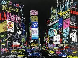 Lights In Broadway