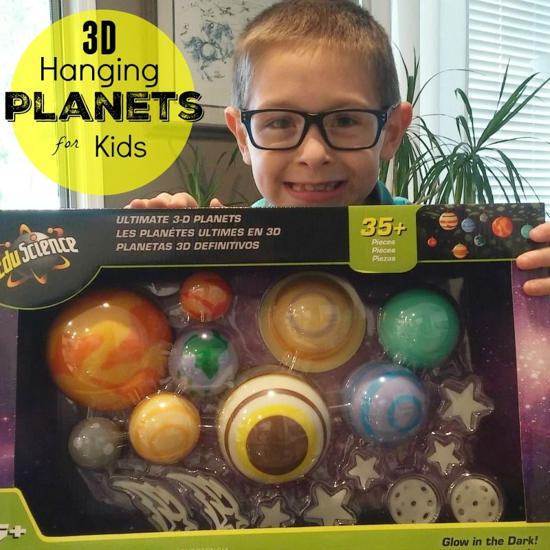 Kids Bedroom Gifts 3d hanging planets are such a cool gift idea!! | planets, 3d and