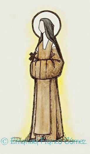 Pin von Teresa Bello Arroyo auf Secular Order of Discalced ...