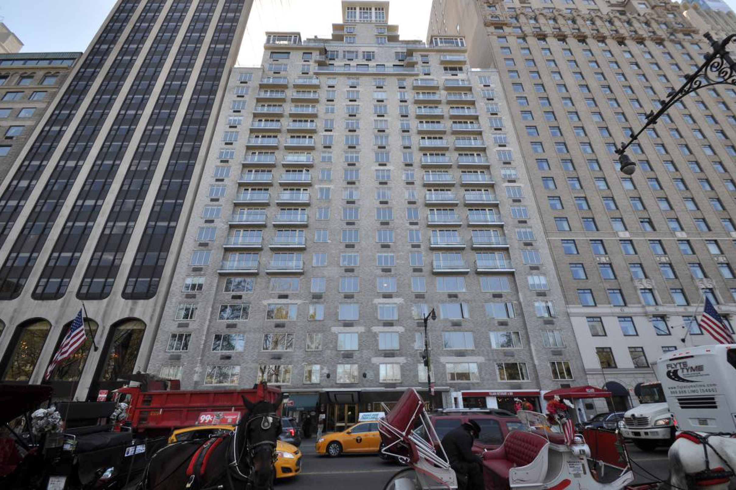 Lady Gaga S Former Central Park Is Now A 33k Month Rental Curbed Ny