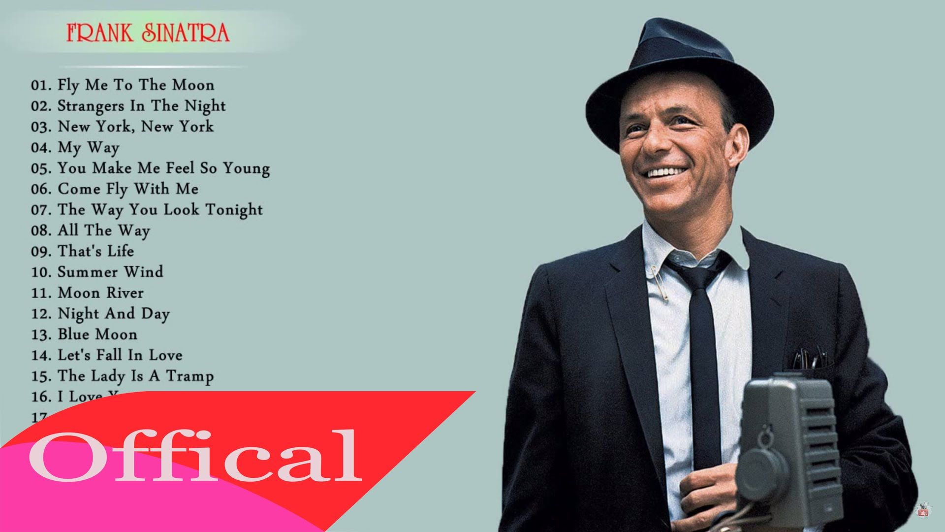Frank sinatra famous songs