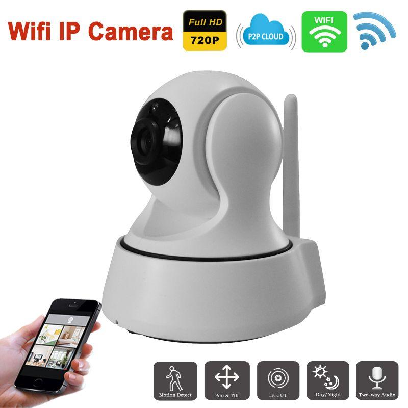 Mingkey PTZ IP Camera Wireless CCTV Camera 720P HD Baby