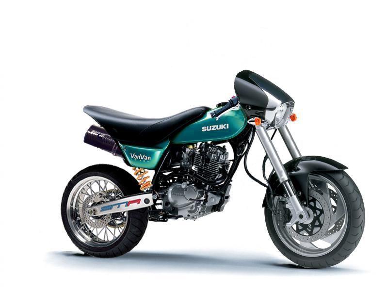 motofoto #suzuki vanvan 125 | fotos de motos | pinterest | wheels