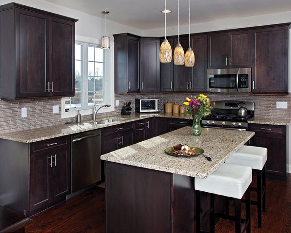 Best This Modern Kitchen Design Features Hard Maple Cabinets In 400 x 300