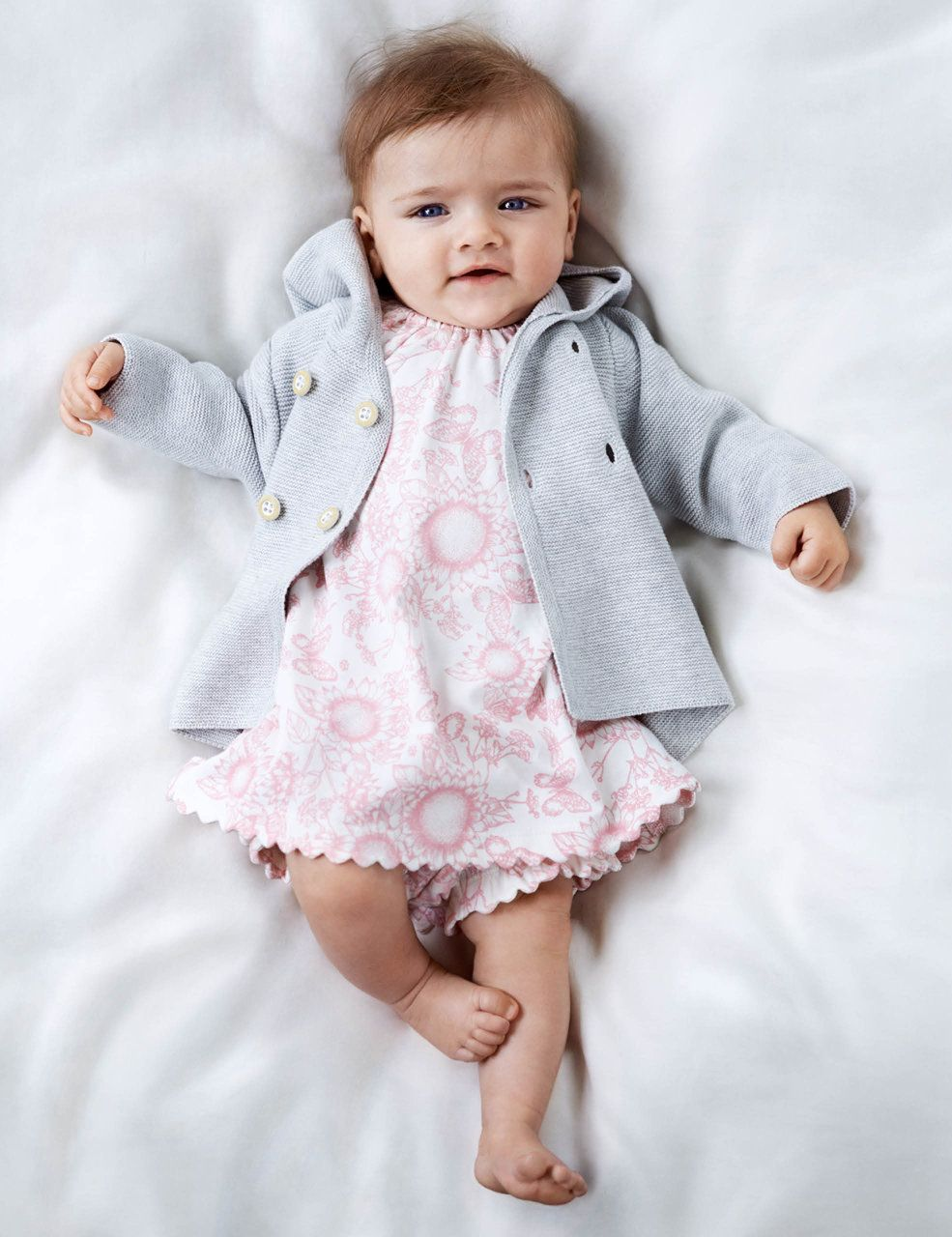 منع عريضة ثلاثي h&m infant girl