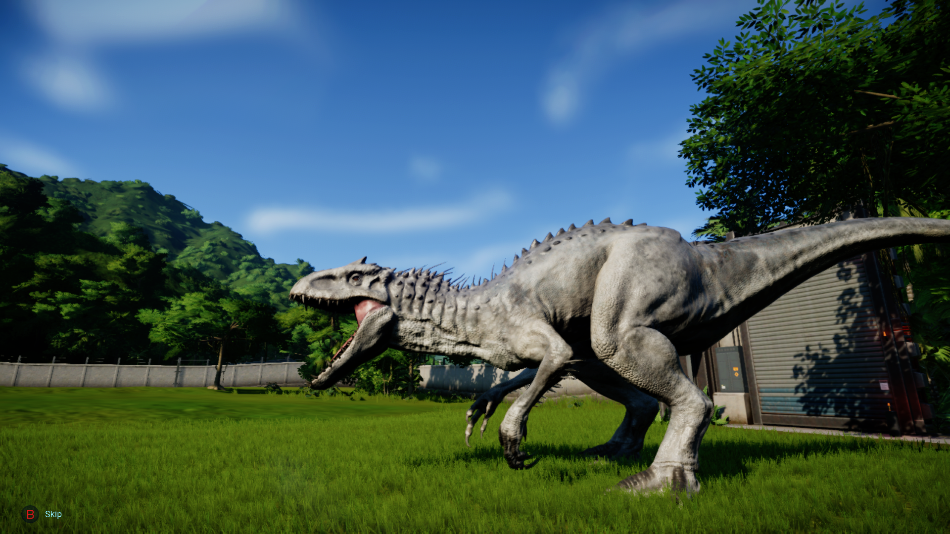 indominus Rex From Jurassic world Evolution (With images