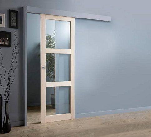 puertas de vidrio correderas dise os ba os pinterest