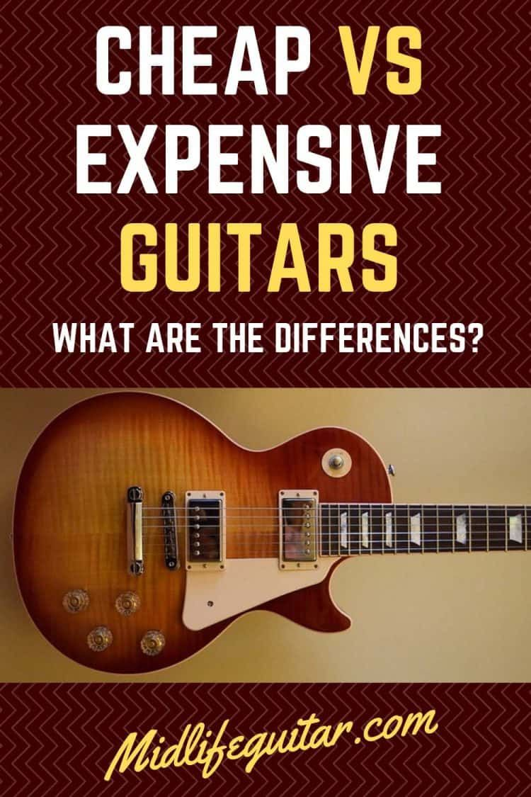 Cheap vs expensive guitars a professional guitarists