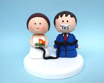 Custom Wedding Cake Topper Military By JulsToppers