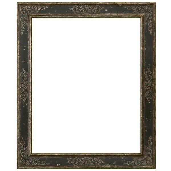 Costa Black And Silver Scroll Frame 54 Found On Polyvore Gold Picture Frames Frame Gold Home Accessories