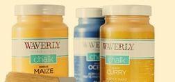 Waverly Inspirations® Chalk Finish Paint from Walmart USA $5.97