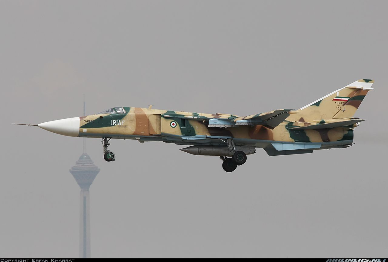 Su-24 Iran Air Force | Iran air, Aviation, Military aircraft