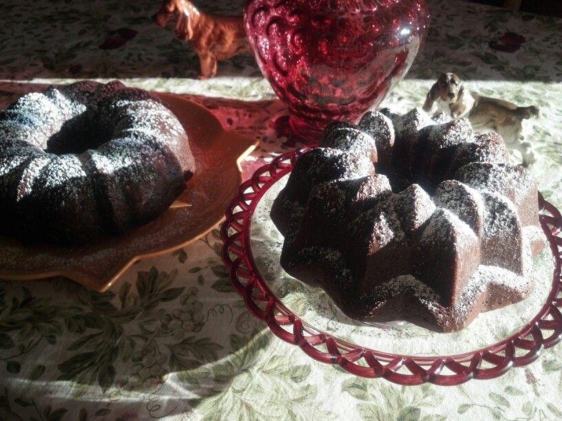 Chocate cherry coffee Bundy cakes