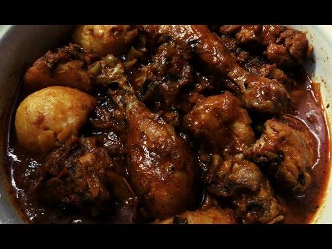 Chicken curry south indian style recipe quick and easy masala the ultimate indian chicken curry with potato video recipe forumfinder Images