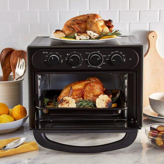 Dash 23 Liter Everyday Air Fryer Oven Countertop Convection Oven