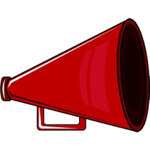Red Megaphone Clipart Free Clipart Images With Images Free Clip Art Clip Art Free Clipart Images