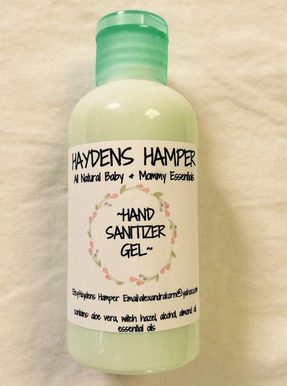 All Natural Sanitizer Hand Sanitizer Gel Antibacterial Lotion