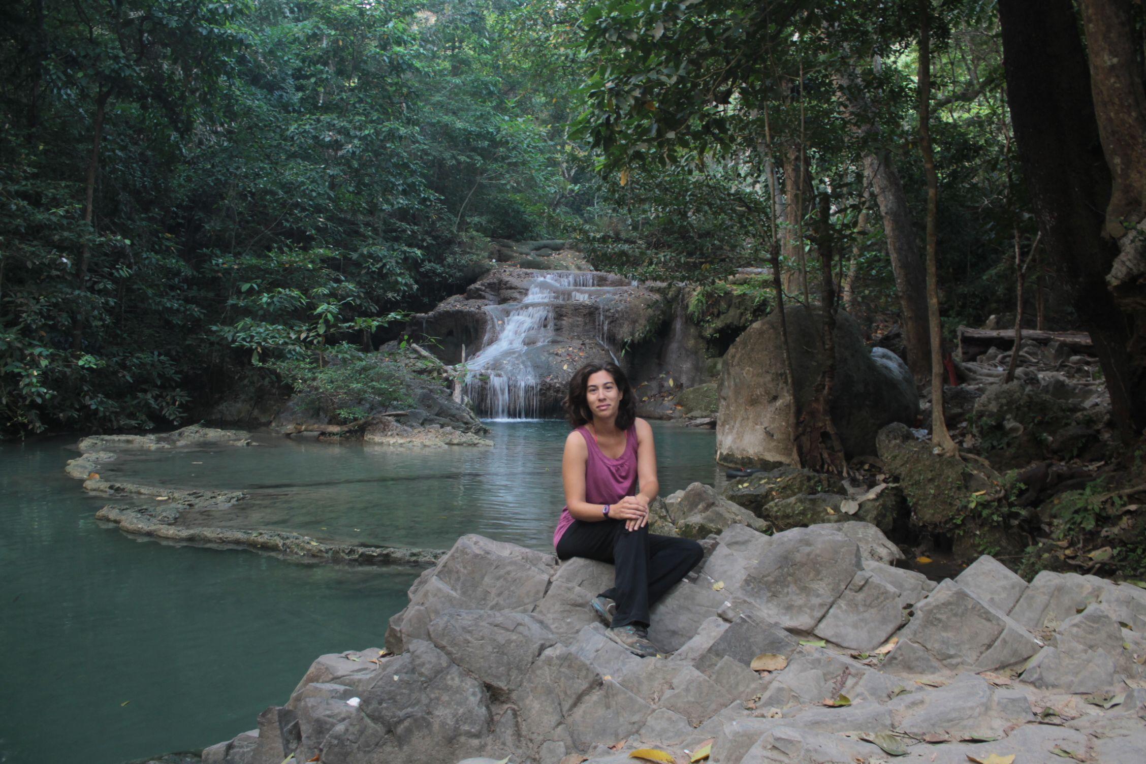 Primer nivel de las cascadas