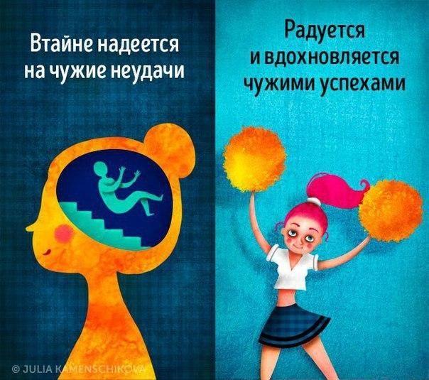 Основные отличия между негативным и позитивным мышлением ...