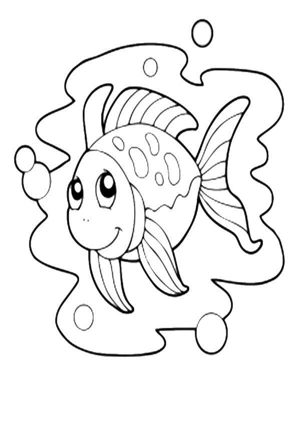 ausmalbilder tiere gratis 07 | Basteln mit Kindern | Pinterest ...
