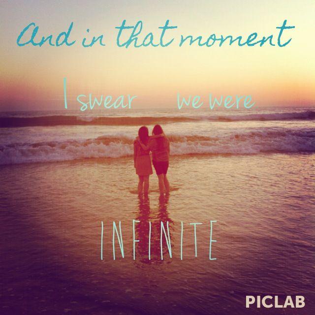 perksofbeingawalflower #quote #beach #bestfriends #inspired ...