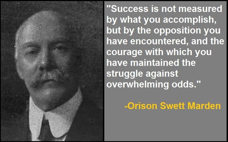 Image result for Orison Swett Marden quotes
