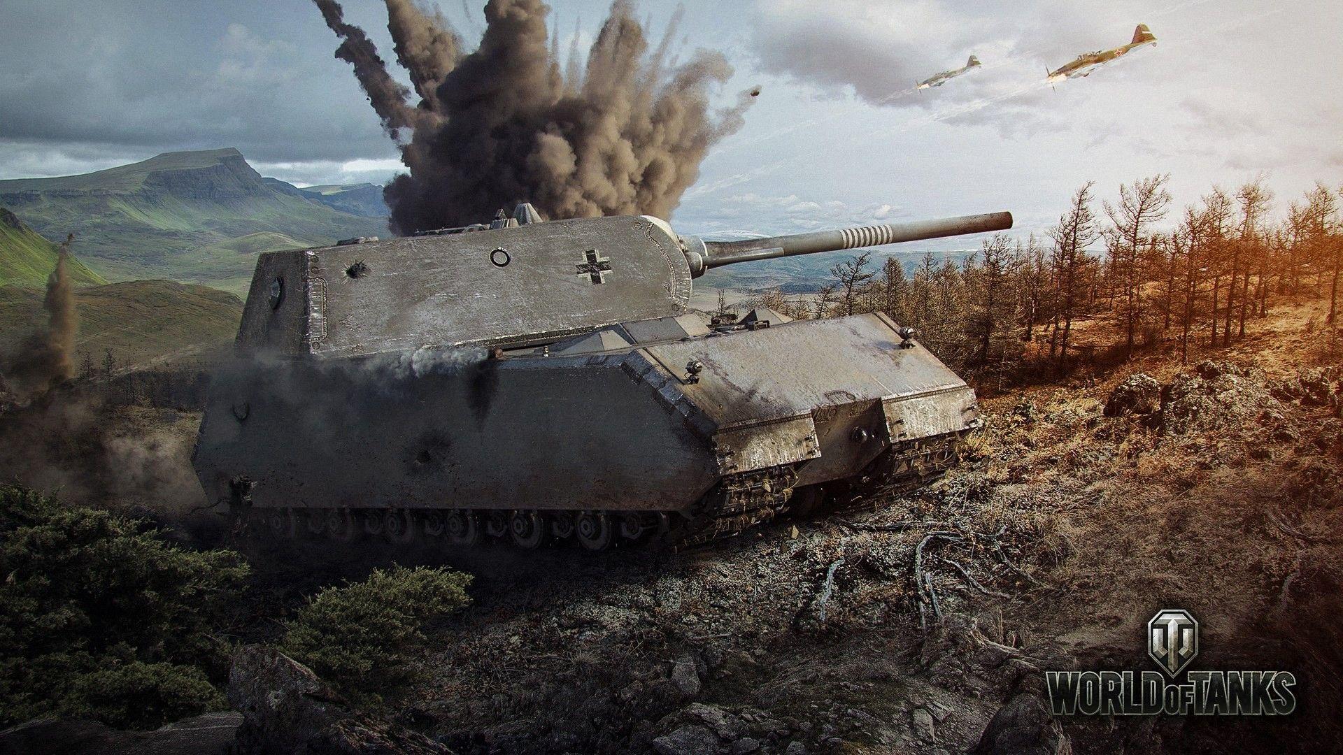 вар тандер танки видео маус