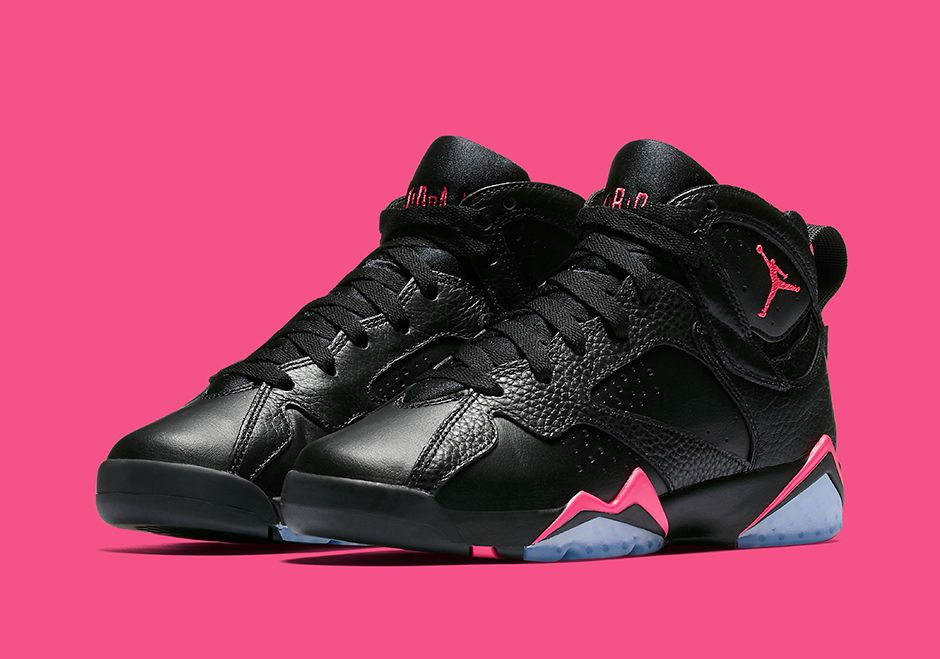 cheaper 06d50 1d503 ... store sneakers news air jordan 7 gg hyper pink releases next weekend  1ffd6 844fd