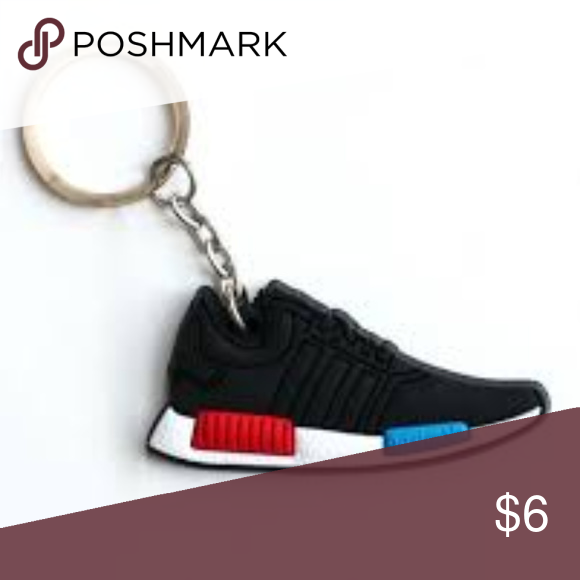 Keyamp; HoldersMy Adidas New Posh Keychain Nmd Accessories Card OvmN80wn